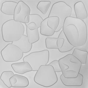 3D Wandpaneele - Produkte - 1000x1000 - Duckweed - Deckenpaneele - 3D Tapeten - Wandverkleidung
