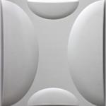 3D Wandpaneele - Produkte - 500x500 - Andy - Deckenpaneele - 3D Tapeten - Wandverkleidung