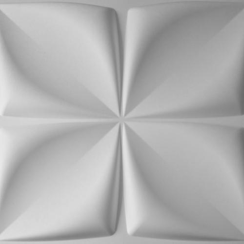 3D Wandpaneele - Produkte - 500x500 - Aryl - Deckenpaneele - 3D Tapeten - Wandverkleidung