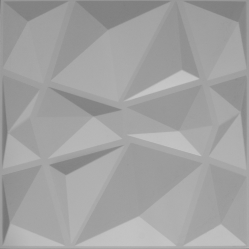 3D Wandpaneele - Produkte - 500x500 - Diamond - Deckenpaneele - 3D Tapeten - Wandverkleidung