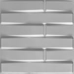 3D Wandpaneele - Produkte - 500x500 - Feelings - Deckenpaneele - 3D Tapeten - Wandverkleidung