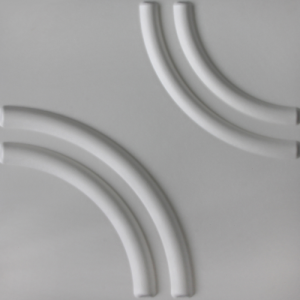 3D Wandpaneele - Produkte - 500x500 - Karlstad - Deckenpaneele - 3D Tapeten - Wandverkleidung