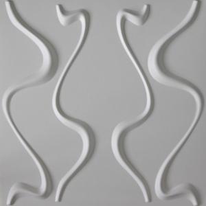 3D Wandpaneele - Produkte - 500x500 - Malm - Deckenpaneele - 3D Tapeten - Wandverkleidung