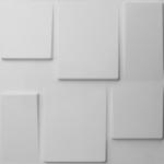 3D Wandpaneele - Produkte - 500x500 - Rubik - Deckenpaneele - 3D Tapeten - Wandverkleidung