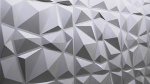 3D Wandpaneele - Diamond - Wandverkleidung - Deckenpaneele - 3D Tapeten