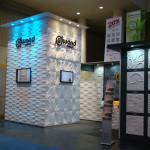 3D Wandpaneele - Messe - Bauen und Wohnen