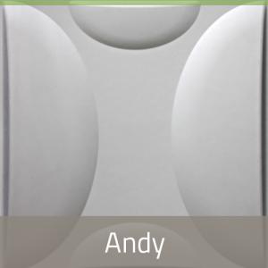 3D Wandpaneele - Produkte - Andy - Deckenpaneele - 3D Tapeten - Wandverkleidung