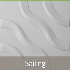 3D Wandpaneele - Produkte - Sailing - Deckenpaneele - 3D Tapeten - Wandverkleidung - Wandverkleidung