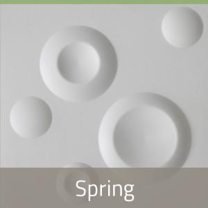 3D Wandpaneele - Produkte - Spring - Deckenpaneele - 3D Tapeten - Wandverkleidung