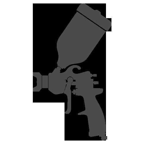 3D Wandpaneele - Installation - Montage - Lackpistole