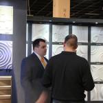 3D Wandpaneele - Messe - living interiors