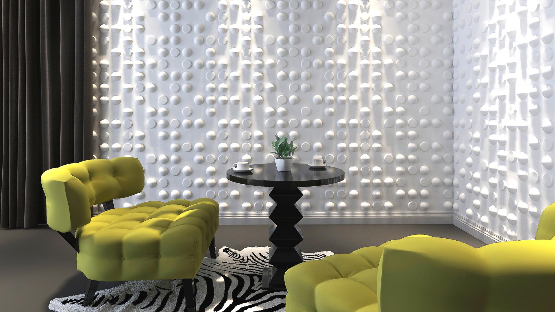 3D Wandpaneele - Produkte - Go - Deckenpaneele - 3D Tapeten - Wandverkleidung
