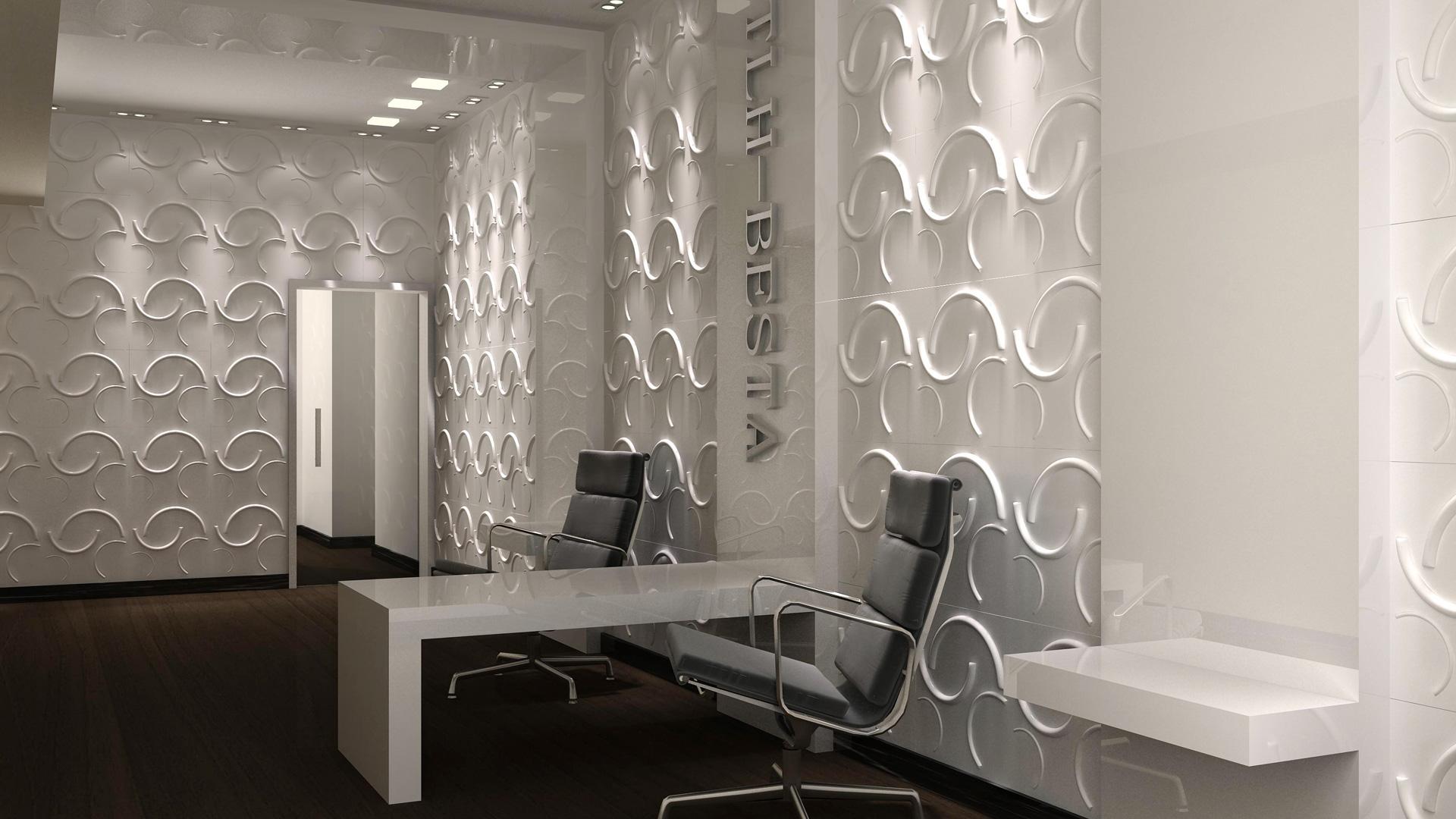 3D Wandpaneele - Produkte - Besta - Deckenpaneele - 3D Tapeten - Wandverkleidung