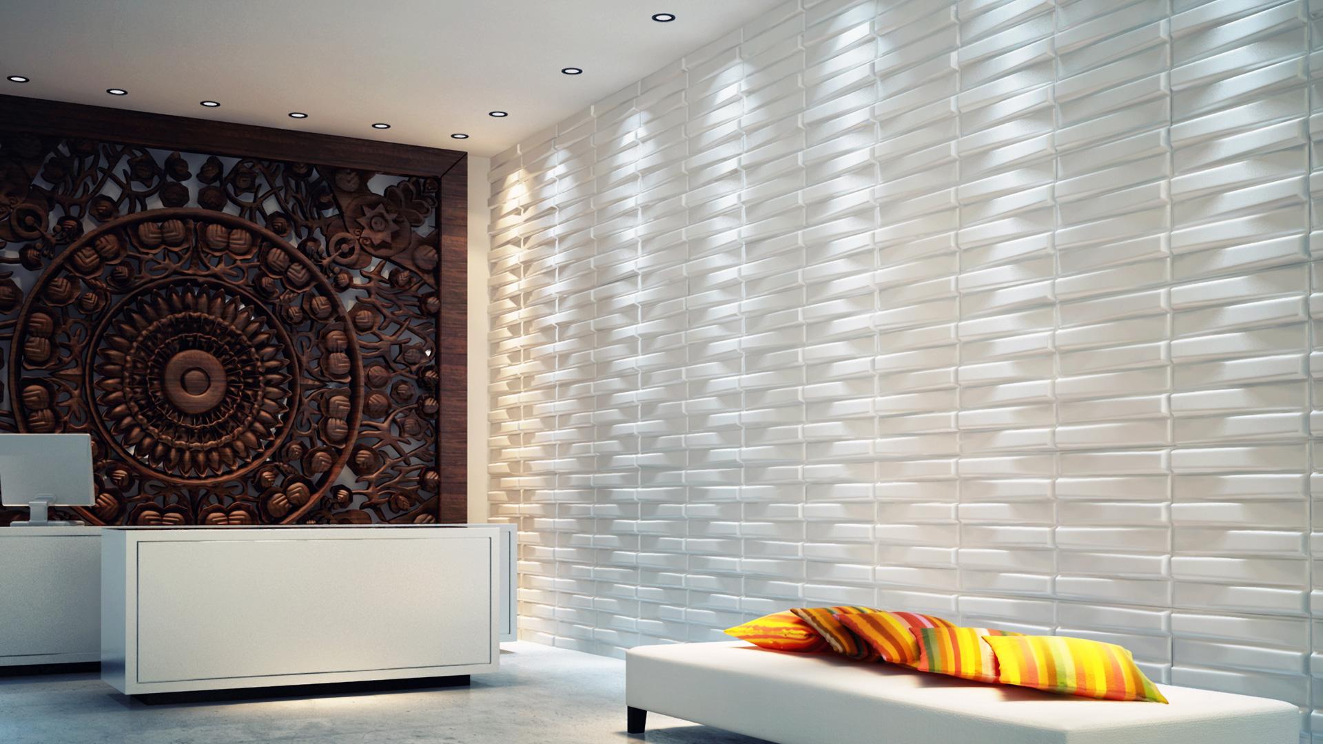 Büro design ideen  Büro und Besprechungsraum • 3D Wandpaneele | Deckenpaneele ...