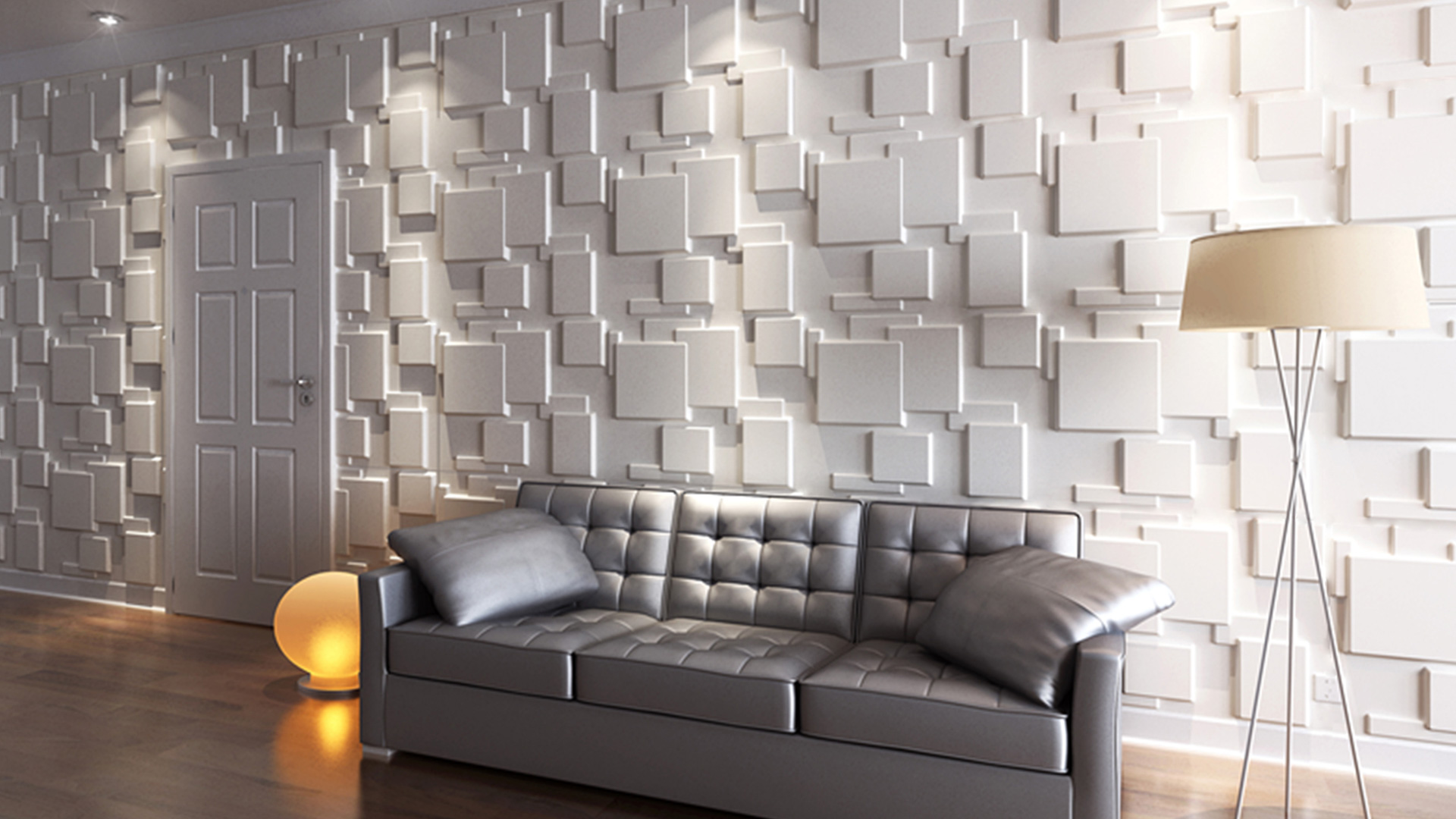 3D Wandpaneele - Produkte - Choc - Deckenpaneele - 3D Tapeten - Wandverkleidung