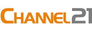 3D Wandpaneele - Referenzen - Chennel 21 - Logo