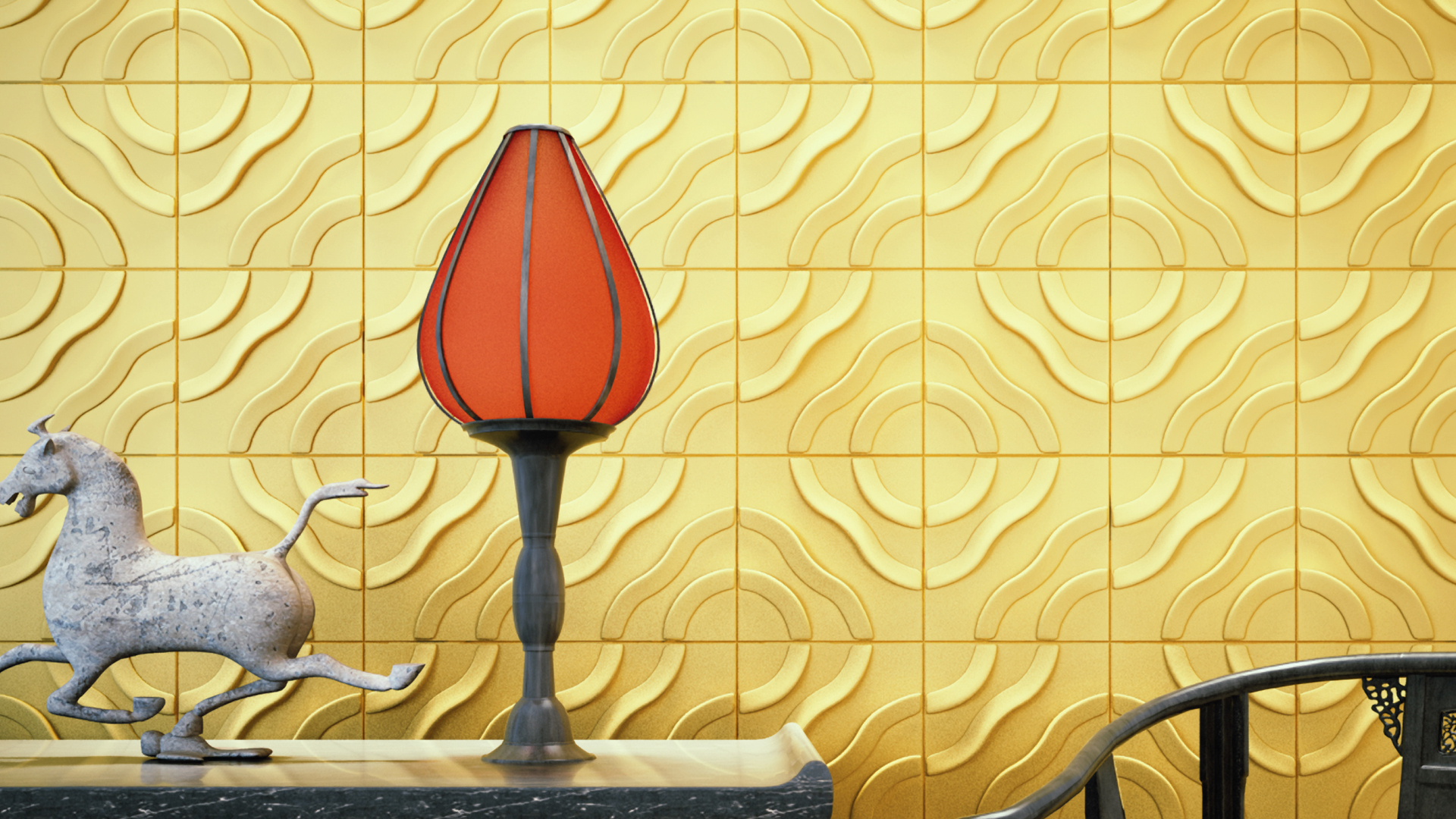 3D Wandpaneele - Produkte - Sailing - Deckenpaneele - 3D Tapeten - Wandverkleidung