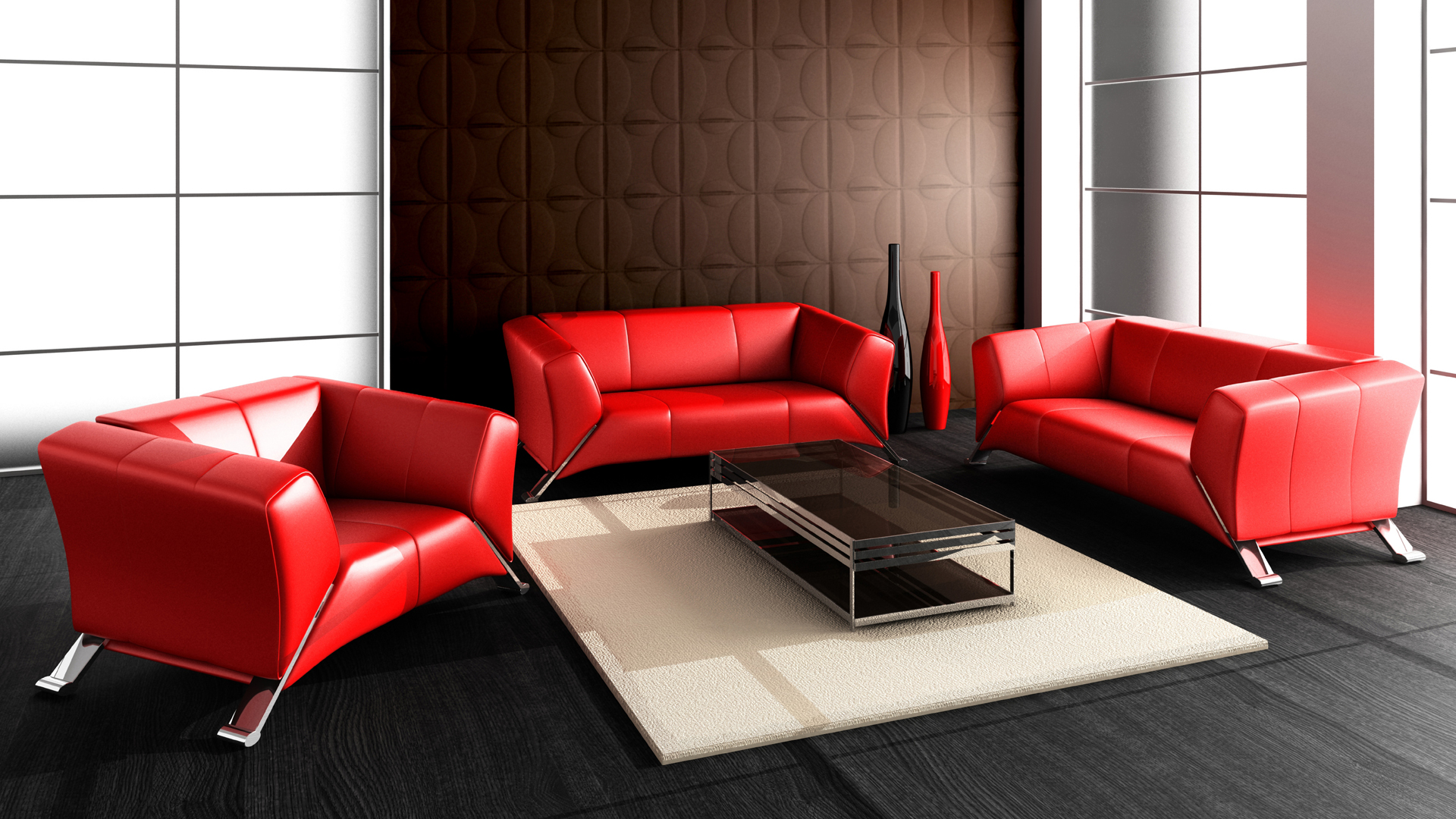 3d Tapeten Wohnzimmer – sehremini