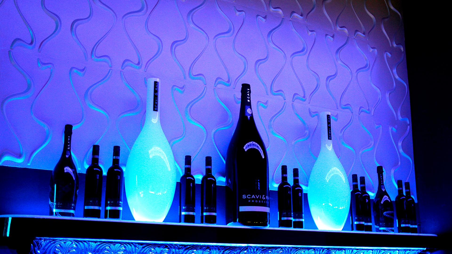 Bar, Club und Discothek • 3D Wandpaneele   Deckenpaneele ...