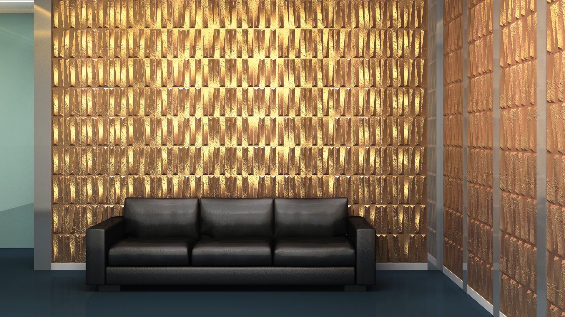 3D Wandpaneele - Produkte - Glass - Deckenpaneele - 3D Tapeten - Wandverkleidung