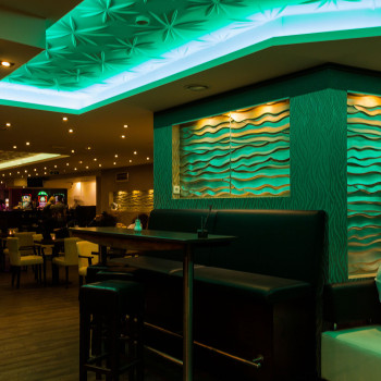 panorama club d sseldorf 3d wandpaneele deckenpaneele. Black Bedroom Furniture Sets. Home Design Ideas