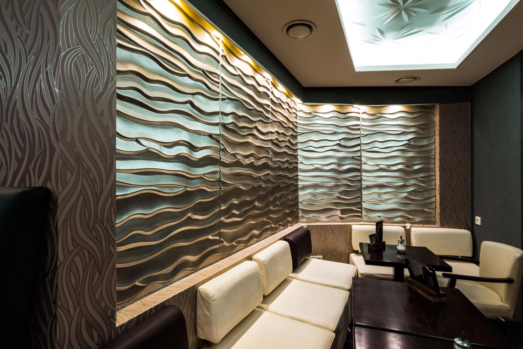 Cafes Und Restaurants 3d Wandpaneele Deckenpaneele